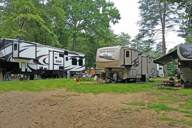 Cherry Hill Park | The Closest Campground to Washington, DC